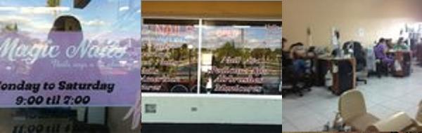 Magic Nails 1125 Homestead Rd N Lehigh Acres Florida