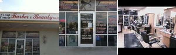 Final Touch Barber & Beauty 1111 Homestead Rd N Lehigh Acres Florida