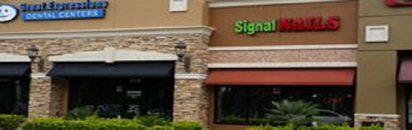 Signal Nails 5660 Fishhawk Crossing Blvd Lithia Florida