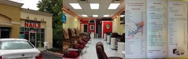 Fashion Nails 6074 Van Dyke Rd Lutz Florida