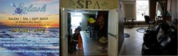 Splash Salon and Spa 13235 Gulf Blvd Madeira Beach Florida