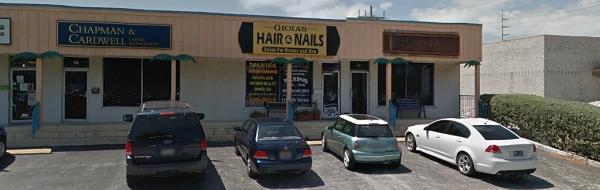 Gioia's Conch House Hair & Nail Salon 61 53rd Street Ocean Marathon Florida