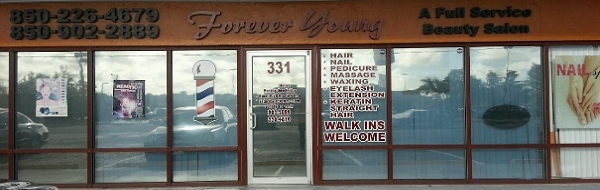Forever Young - Beauty & Nail Supply 331 Mary Esther Blvd Mary Esther Florida