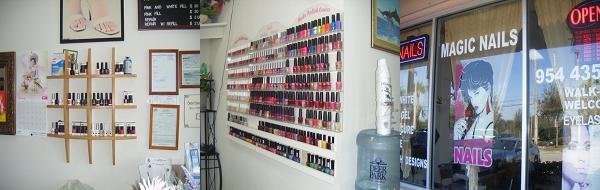 Magic Nails 11320 Miramar Pkwy Miramar Florida