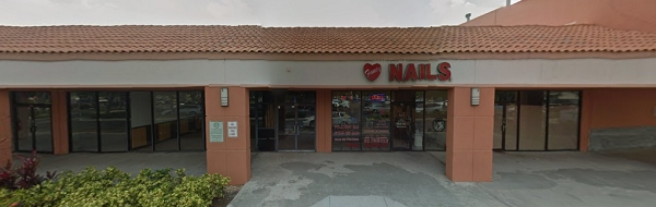 Fancy Nails 1325 S State Road 7 North Lauderdale Florida