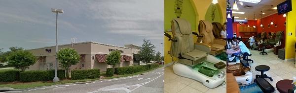 Elegant Nail Spa 6709 Colonnade Ave Ste 102 Melbourne Florida