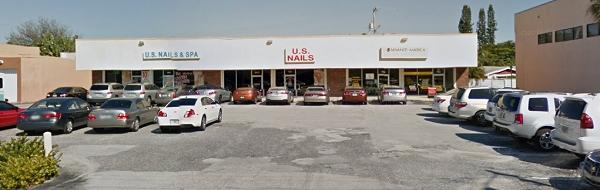 US Nails 783 Northlake Blvd North Palm Beach Florida
