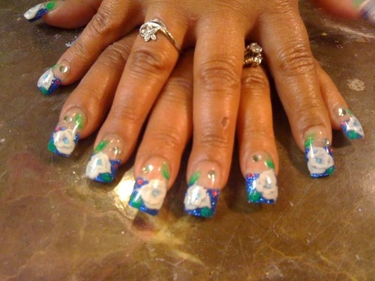 Super Nails 8410 W Flagler St Ste 112B Miami Florida