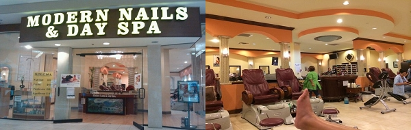 Modern Nail and Day Spa 1910 Wells Rd Orange Park Florida