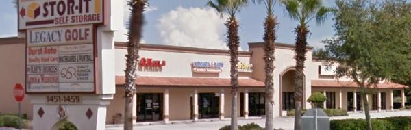 Q Nails 1451 N US Highway 1 Ste 10 Ormond Beach Florida