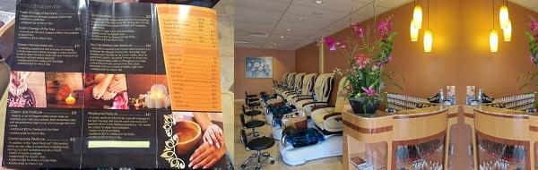 NC Nails & Spa 4910 Tamiami Trl N Ste 208 Naples Florida