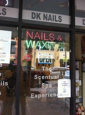 DK Nails 5712 Sunset Dr Miami Florida