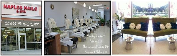 Naples Nails and Spa 6420 Naples Blvd Ste 102 Naples Florida