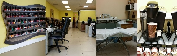 Signature Nails And Spa 8595 Collier Blvd Naples Florida