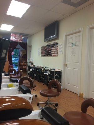 A Plus Nail Salon 14509 SW 42nd St Miami Florida