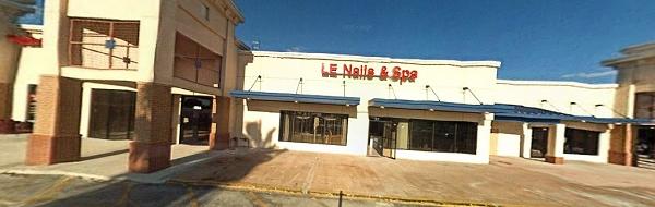 Le Nails & Spa 3280 Tamiami Trl Port Charlotte Florida