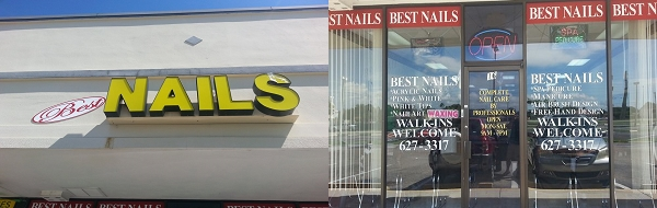 Best Nails 2150 Tamiami Trl 1 Unit 2 Port Charlotte Florida