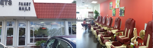 Fansy Nails 11490 Okeechobee Blvd Ste 4 Royal Palm Beach Florida