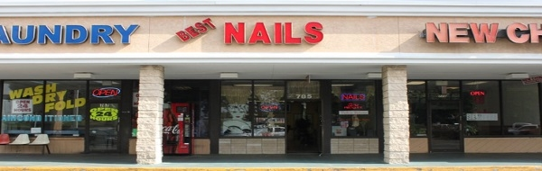 Best Nails 785 W Dr Martin Luther King Jr Blvd Seffner Florida