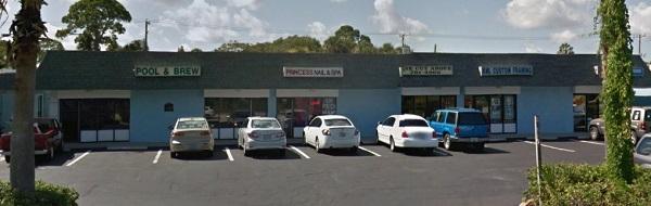 Princess Nail and Spa 563 Beville Rd South Daytona Florida