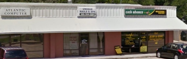 Unique Nails 2250 S Nova Rd Ste 8 South Daytona Florida