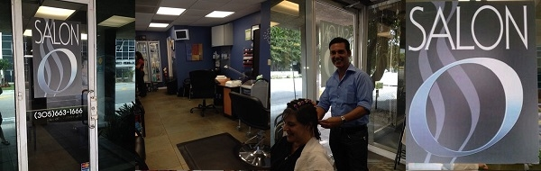 Salon O 7000 SW 62nd Ave South Miami Florida