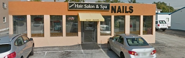 Emmy's Hair & Nails Salon 5953 Gulf Winds Dr St Pete Beach Florida