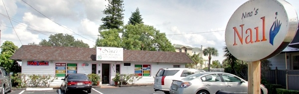 Nina's Nail Salon II 5009 Gulf Blvd St Pete Beach Florida