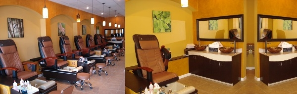 Envy Nails & Spa 4900 S Kirkman Rd Orlando Florida