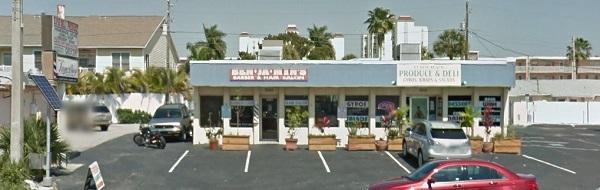 Benjamen's Barber & Nail 6365 Gulf Blvd St Pete Beach Florida