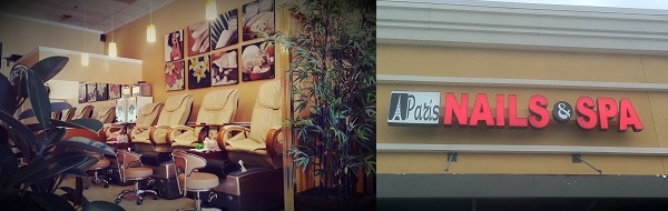 Paris Nail & Spa 8956 Turkey Lake Rd Orlando Florida