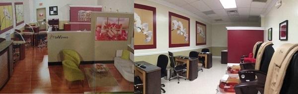 DaVi Salon 11250 E Colonial Dr Orlando Florida