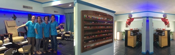 Sea Star Nails & Spa 3544 S Orange Ave Orlando Florida