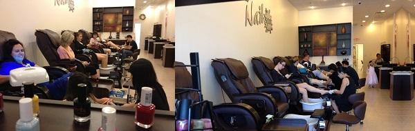 The Nail Spot  11062 International Dr Ste 124 Orlando Florida
