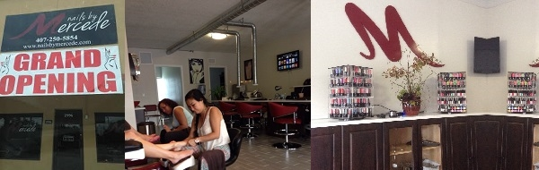 Nails By Mercede 2996 Edgewater Dr Orlando Florida