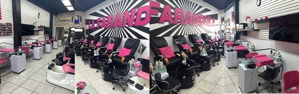 La Farandula Nails 6264 SW 8th St West Miami Florida