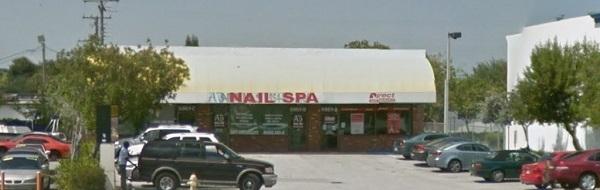 A B Nail Spa 5961 Hallandale Beach Blvd West Park Florida