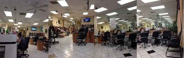 Luxury Nails & Spa 3444 Tampa Rd Palm Harbor Florida