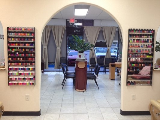 Lv Nails Spa Garden Oaks Plaza 3902 N Shepherd Dr, Ste A1 Houston Texas