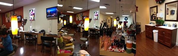 Studio Nail 2148 W Nine Mile Rd Pensacola Florida