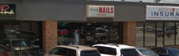 Lovely Nails 1089 N Navy Blvd Pensacola Florida