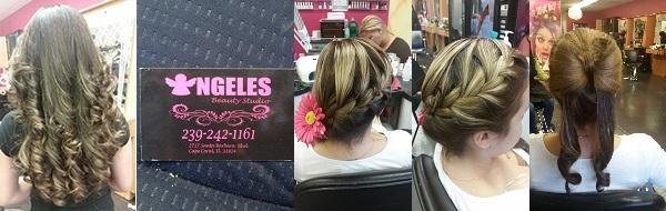Angeles Beauty Studio 2717 Santa Barbara Blvd Cape Coral Florida